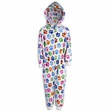 Vêtements ensemble pyjama à manches longues en polyester pour fille de 2 à 16 ans