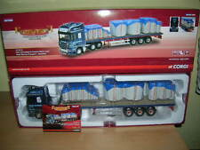 Corgi DAF 105 Flatbed & Cement Block Load Keith Murray Transport - Limited 1:50