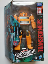 Hasbro Transformers War for Cybertron: Earthrise Grapple MISSING ACCESSORIES