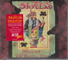 SKYCLAD 1994 CD - Prince Of The Poverty Line +3 (Expanded Ed. 2017) Sabbat NEW