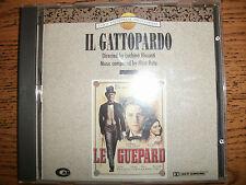 Il Gattopardo-Original Soundtrack-Nino Rota-1991 CAM-Italy-OOP!