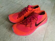 Ladies Nike Free Run 3.0 Sneaker Orange-Pink UK 6.5/ EUR 40.5/US 9
