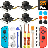 Replacement Analog Repair Kit Thumb StickFor Nintend Switch Joy Con Controller