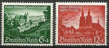 Germany Third Reich 1940 MNH - Architecture -Re-Incorporation Eupen and Malmedy