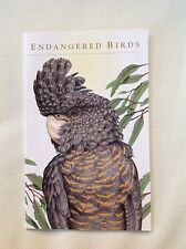 1998 - Endangered Birds WWF Stamp Pack
