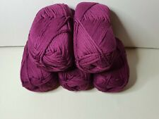 500 gm Sirdar Snuggly Bubbly Pom Pom Wool Yarn Job lot 66 FREE POST