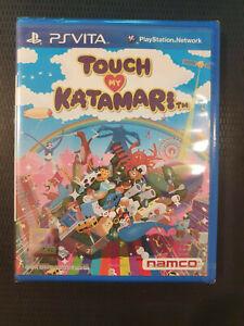 PS VITA Touch My Katamari (English Version) Brand New