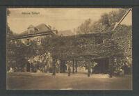 1920s WEIMAR SCHLOSS TIEFURT GERMANY POSTCARD