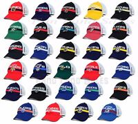 New NHL Reebok Player Mesh Slouch Relaxed Flex Fit Cap Hat