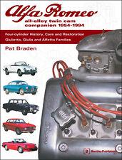 Alfa Romeo alloy twin-cam companion (105 Motor Giulia Giulietta GTA) Buch book