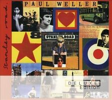 Stanley Road [CD/DVD] by Paul Weller (CD, May-2005, 3 Discs, Island (Label))