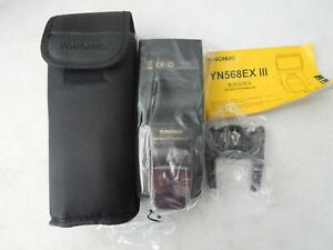 Yongnuo YN-568EX TTL Flash Speedlite HSS for Nikon D7300 D7200 D7100 D7000