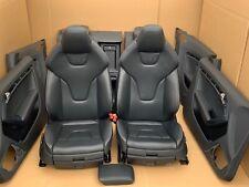 AUDI rs5 COUPE Recaro Exclusive a5 s5 PELLE dotazione LEATHER SEAT sedili in pelle