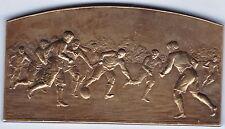 Médaille,SPORT D'EQUIPE  FOOTBALL/ RUGBY par Marie-Alexandre Lucien COUDRAY 1911
