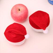Mini Christmas Hat Santa Claus Hat Xmas Hat Mini Wedding Gift  FB