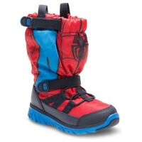 Stride Rite Little Kid's Made2Play Sneaker Boot Red / Blue Spiderman