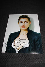 AMIRA CASAR signed SEXY 8x11 inch autographed Photo InPerson 2015 in Berlin LOOK