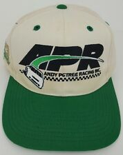 Vintage APR Andy Petree Racing Inc Ken Schrader #33 One Size Adult Snapback Hat
