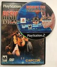Resident Evil: Dead Aim (Sony PlayStation 2, 2003) *USED*
