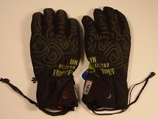 New Reusch Snow Board Gloves TROOPER Rtex Adult Medium #2792223 BLACK
