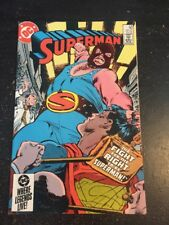 Superman#406 Incredible Condition 9.2(1985) Cool!!
