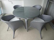Salons de jardin gris en rotin | Achetez sur eBay
