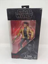 Star Wars: The Black Series - #01 Finn (Jakku)  - 6-Inch Action Figure New