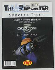 The Hollywood Reporter 1998 April 7-13 Babylon 5 100th Episode