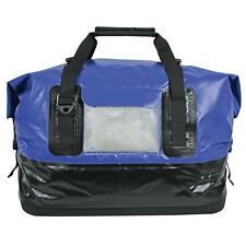 Extreme Max DryTech Waterproof Duffel Bag- Large, Blue