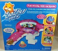 New Zhu Zhu Pets Hamster Fun House Add On Movie Room
