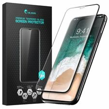 i-Blason iPhone X Screen Protector, HD Tempered Glass Screen Protector