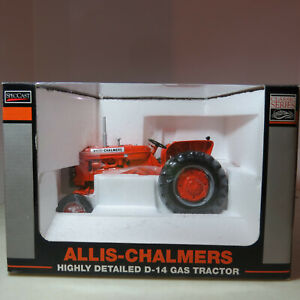 SpecCast Allis Chalmers D-14 Tractor Classic Series Detailed 1/16 AC-SCT240-B