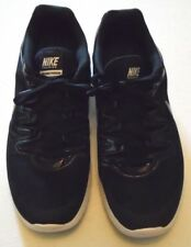 Women's Nike AIr Max Fusion Black Mesh 555161 007 Size 10 M