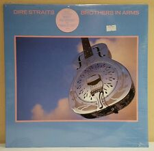 Dire Straits Brothers In Arms LP 1985 Warner Bros Records 9-25264-1 Sealed Hype
