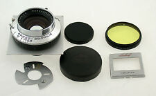 RODENSTOCK Linhof Heligon 2,8/90 90 90mm F2,8 Super Technika III full set TOP!