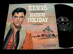 33T BOF ELVIS PRESLEY HAREM HOLIDAY ORIGINAL FRANCE EDITION 1966