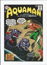 "Aquaman #20 (DC 1965) VF ""The Sea King's Double Doom"" High Grade!"