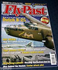 Flypast 2005 February B-25,Hunter,Chipmunk,Skua,He129,Meteor