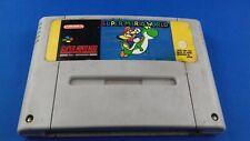 Jeu super nintendo snes Super Mario World - PAL version