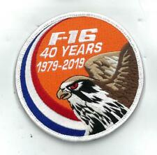 Swirl 40 Years Dutch F-16 !!!!!!