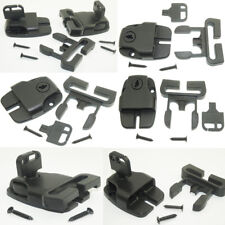 Replacement Outdoor Hot Tub Spa Pool Cover Lock Down Straps Clips - (Set of 6)