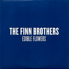 FINN BROTHERS - EDIBLE FLOWERS - RARE PROMO CD SINGLE - CARD COVER - MINT