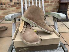Cotton Traders Desert Boots UK 9 BNIB