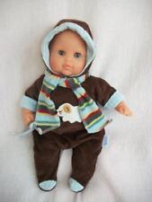 ♪ Bébé Corolle hiver Lucien chocolat, collection de 2005 ♪