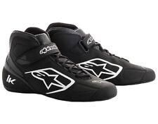Alpinestars Tech-1 K Shoes 2020 Boots Black / White or Orange Karting Race