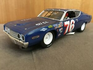 "Ford Torino Talladega ""No.76"" 1970 Carrera Evolution Slotcar in 1:32"