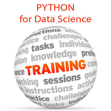 PYTHON for Data Science - Video Training Tutorial DVD