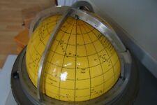 Russian STAR Celestial Globe hergestellt  UdSSR in metall box