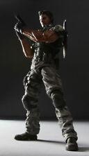 Play Arts Kai BIOHAZARD 5 Resident Evil No.1 Chris Redfield Action Figure