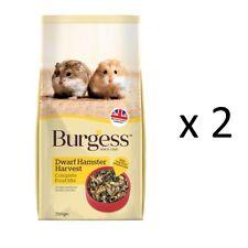 Burgess Hamster Food and Treats